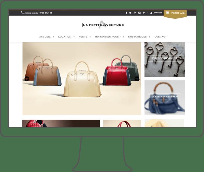 création site e-commerce, webdesigner à lyon