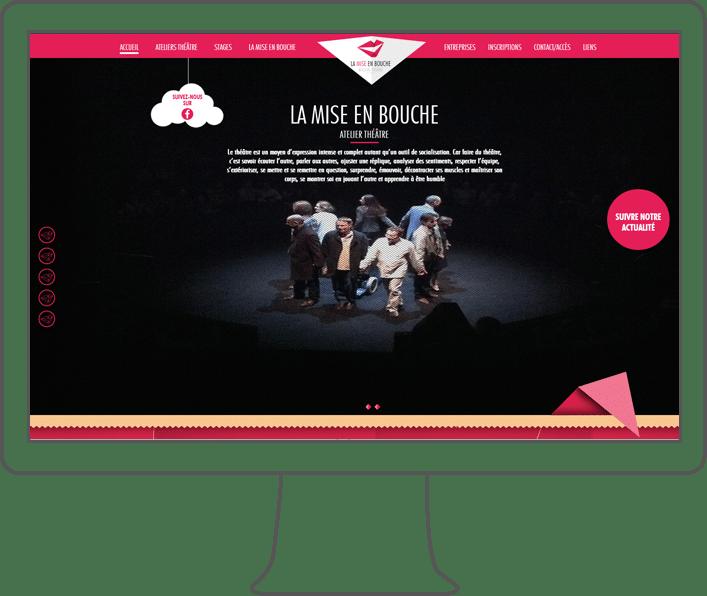 création site internet, webdesigner lyon