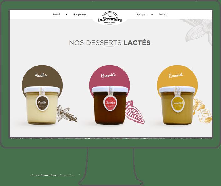 Webdesigner indépendant, création site  style=