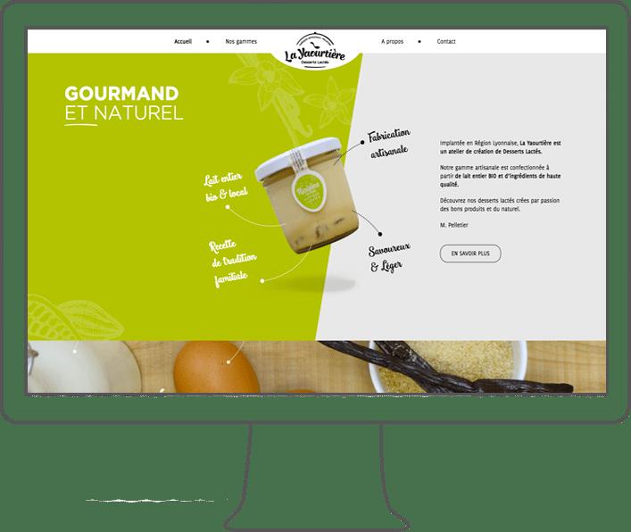 Webdesigner indépendant, création site internet