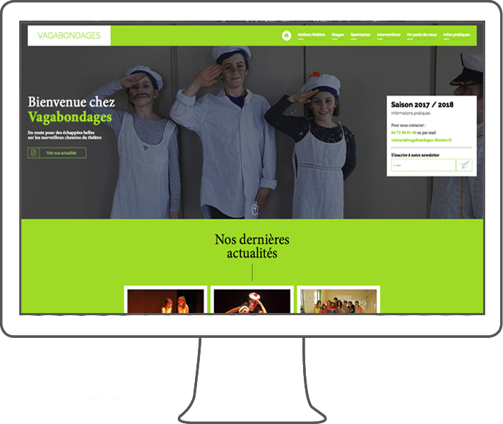 webdesigner indépendant, directeur artistique web